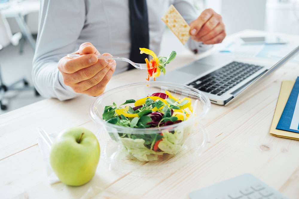 healthy eating in workplace